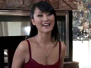 Blowjob, Brunette, Ethnic, Evelyn Lin, Girlfriend, Hardcore, HD, Son, Teen,