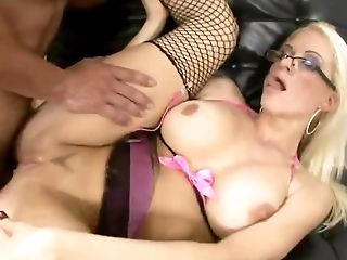Anal Sex, Ass, Bobcat, Clamp, Gaping Hole, MILF, Taboo,