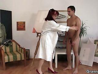 Blowjob, Bold, Czech, Dick, European, Felching, Granny, Hardcore, HD, Mature,