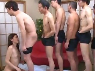 Asian, Blowjob, Competition, Ethnic, Funny, Game, Group Sex, Japanese, Oral Sex, Party,