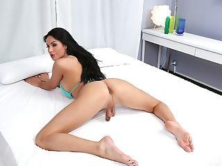 Anal Sex, Big Cock, Big Tits, Blowjob, Hardcore, Shemale, Tranny,