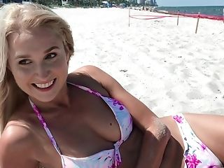 Beach, Bedroom, Blonde, Boobless, Cumshot, Doggystyle, Facial, Fucking, Handjob, HD,