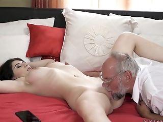 Big Tits, Blowjob, Cowgirl, Dick, Fat, Hardcore, Long Hair, Natural Tits, Naughty, Old,