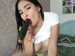 милые, трансвеститы, овощи,