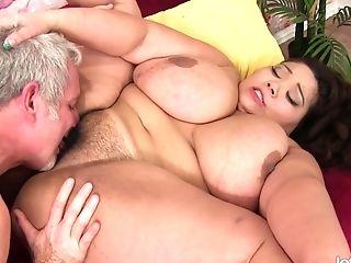 BBW, Big Tits, Cunt, Rough,