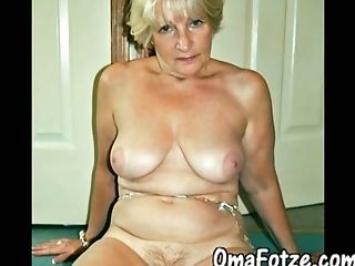 Compilation, Granny, Mature,