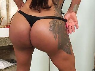 Big Cock, Cute, Ladyboy, Masturbation, Shemale, Tranny,