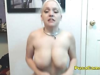 Balls, Big Tits, Blonde, Bra, Dildo, Fucking, Gym, Masturbation, Midget, Model,