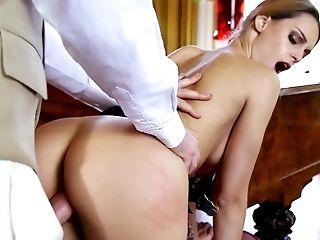 Big Tits, Blowjob, Deepthroat, Dick, Doggystyle, Erica Fontes, Fake Tits, HD, Lingerie, Moaning,