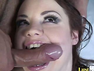 Ass, Blowjob, Close Up, Couple, Cute, Deepthroat, Doggystyle, Experienced, Fingering, Hardcore,