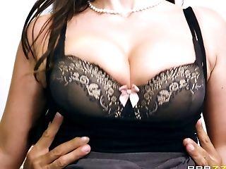 American, Angela White, Big Cock, Big Natural Tits, Big Tits, Blowjob, Bobcat, Bold, Bra, Classroom,