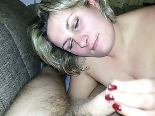 Blonde, Blowjob, Dick, Felching, Wife, Wild,