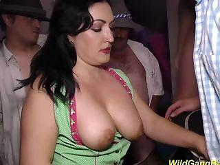 Big Tits, Blowjob, Chubby, Gangbang, Hardcore, MILF, Wild,