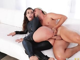 Anal Sex, Ass, Ball Licking, Bareback, Bold, Brunette, Couple, Cum, Cumshot, Deepthroat,