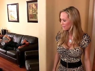 Ass, Big Tits, Blonde, Blowjob, Bobcat, Boots, Brandi Love, Captive, Cougar, Cowgirl,