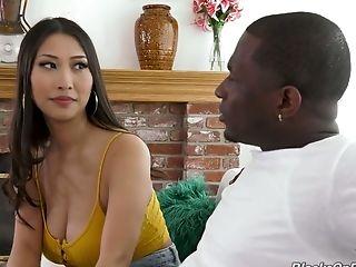 Ass, Babe, Big Black Cock, Big Cock, Big Tits, Black, Blowjob, Boots, Cowgirl, Cum On Tits,