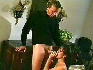 Babe, Big Tits, Blowjob, Brunette, Classic, Ethnic, Licking,