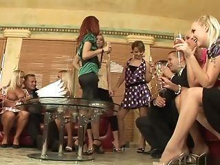 Big Tits, Blonde, Brazilian, Crystal Crown, Dominica Dolce, European, Group Sex, Horny, Misty Mild, Pornstar,