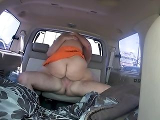 Ass, Big Ass, Big Cock, Big Tits, Blonde, Blowjob, Car, Dee Siren, Dick, Gagging,