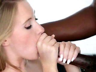 Big Black Cock, Big Cock, Blonde, Interracial, Teen, Young,