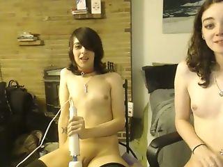 Novata, Ano, Topless, Tierna, Masturbacion, Adolescente, Webcam,
