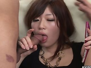 Blowjob, Cum Swallowing, Cumshot, Dildo, Ethnic, Fingering, Hairy, HD, Horny, Japanese,