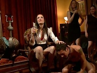 Aiden Starr, All Holes, Bobbi Starr, Brunette, Gangbang, Gorgeous, Kimberly Kane, Maitresse Madeline, Mature, Mistress,