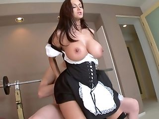 Ava Addams, Babe, Blonde, Brunette, FFM, Hardcore, Homemade, Maid, MILF, Reality,