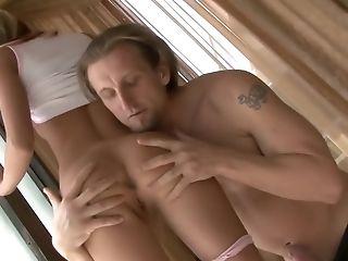 Asombroso, Rubia, Topless, Christine Alexis, Eyaculacion, Exotica, Facial, Estrella Porno,