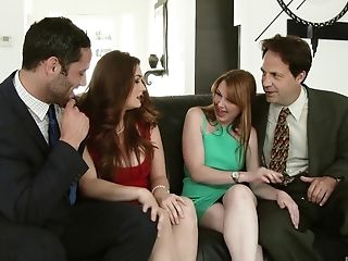 Allison Moore, Couple, Foursome, Group Sex, Hardcore, Kinky, Pornstar, Stud, Swinger,