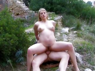 Ass, Babe, Blonde, Blowjob, Bra, Couple, Cowgirl, Cute, Dick, Doggystyle,
