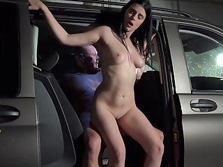 Amateur, Babe, Blowjob, Car, Cowgirl, Cum In Mouth, Cumshot, HD, Kissing, Old,