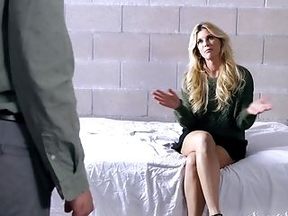 Blonde, Blowjob, Bra, Couple, Hardcore, India Summer, Jail, Long Hair, MILF, Missionary,